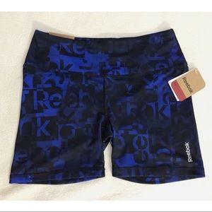 NEVER USED, Reebok workout shorts